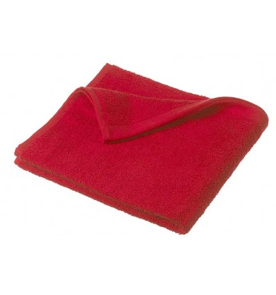 Serviette assortie FIRST 50X90 (400g/m2) Rouge