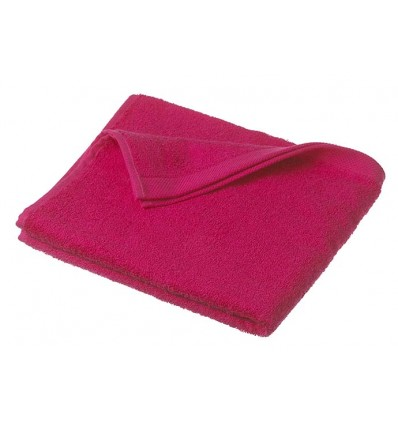 Serviette assortie FIRST 50X90 (400g/m2) Fushia